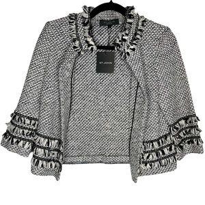 NWT St. John Women knit Size:2
